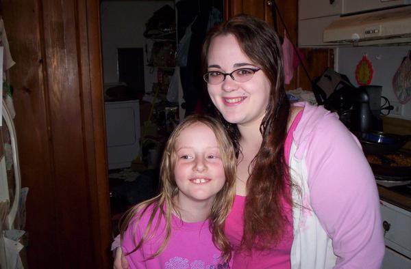 Diane & Janea circa 2007