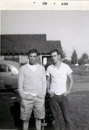 Alvin & Marvin Rowe