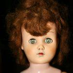 My dolly's head