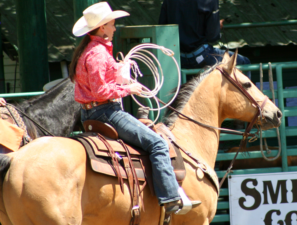 Myrtle Creek, Oregon, Rodeo, 2018